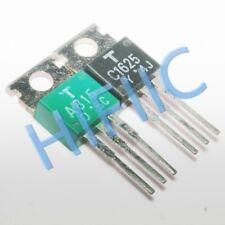 1Pairs 2SA815 2SC1625 (A815 C1625) Power Transistors TO220