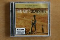 Songs From The South - Paul Kelly's Greatest Hits (Volumes 1 & 2)    (Box C626)