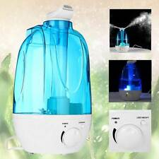 4L LED Ultrasonic Aroma Diffuser Air Aromatherapy Purifier Oil Humidifier Hot UK