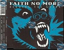 FAITH NO MORE DIGGING THE GRAVE uk CD MAXI