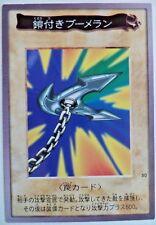 YUGIOH BANDAI NUMBER 50 KUNAI WITH CHAIN 1999