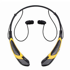 Universal Stereo Bluetooth Headset Headphone Removeable Earphone for Cell Phone