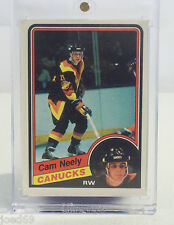 Cam Neely rc 1984-85 O'Pee-Chee #327