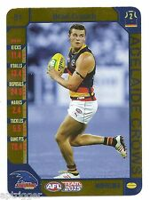 2015 Teamcoach GOLD (51) Brad CROUCH Adelaide