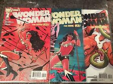 Wonder Woman Comics #1-3! Look In The Shop