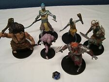 Dungeons & Dragons Storm King Giant Lot Set Frost Fire Hill Cloud Stone Fomorian