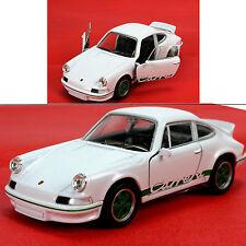 Porsche 911 Sportwagen Modellauto Carrera RS 1:36 Neunelfer Rennwagen Modell