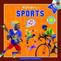 Alphabet of Sports - A Smithsonian Alphabet Book (