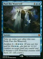 Part the Waterveil FOIL | NM | Battle for Zendikar | Magic MTG