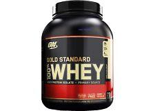 Optimum Nutrition -Gold Standard 100% Whey Protein -Vanilla Ice Cream -5 lbs