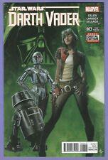 Darth Vader 3 3rd Printing Variant 1st appearance Doctor Aphra 0-0-0 BT-1 vfnm