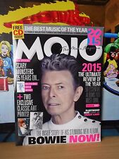 MOJO MAGAZINE - BOWIE SPECIAL EDITION 2015