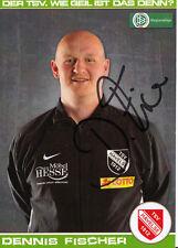 Dennis Fischer TSV Havelse 2011-12 TOP AK +A32698