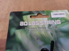 Replacement String for 80 lb 2 Caps pistol crossbow