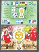 Jersey-Min sheets-Football - 2 different min sheets  excellent price -