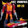 TAKARA TOMY Transformers Masterpiece MP28 G1 Hot Rodimus Action Figure Japan Ver