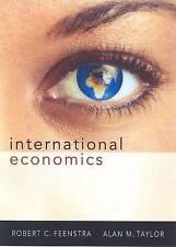 NEW - International Economics by Feenstra, Robert C.