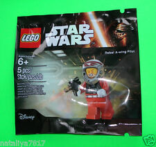 LEGO STAR WARS FIGUREN ### REBEL A-WING PILOT POLYBAG 5004408 NEU - NEW ### =TOP