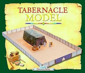 Tabernacle Model (Candle Discovery Series), Tim Dowley, Very Good Book