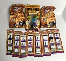 Vintage Harry Potter Lot-Bertie Bot Goodie Bags-Potion Candies-Stamps-Sealed
