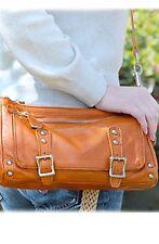NEW Regalo vintage leather, no 2-way shoulder bag Retails $174.59