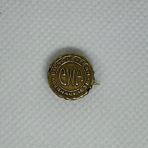 Canadian Wheelman Olympic Pin Badge Noc From 1936 Germany Olympiad