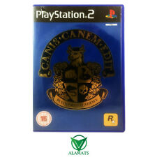 Canis Canem Edit (PS2)  Aka Bully - Cult Classic - Very Good - Open World