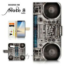 ( For Samsung S10e ) Wallet Flip Case Cover P21056 Boom Box