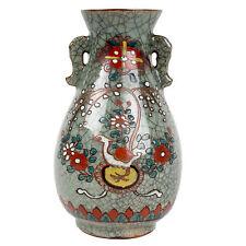 China 19./20 Jh. - A Chinese Hu Shaped Porcelain Vase - Vaso Cinese Chinois Qing