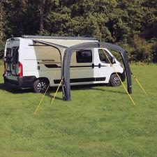 deiwo® Luft Sonnensegel Vorzelt Markise 400x250cm aufblasbar Wohnwagen Wohnmobil