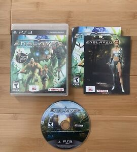 Enslaved Odyssey to the West CIB (Sony PlayStation 3, PS3) Complete - Ships Fast