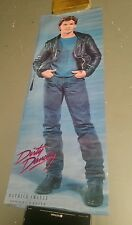 1987 Patrick Swayze OVER 6FT Dirty Dancing 75in x 26in One Stop Posters !!RARE!!
