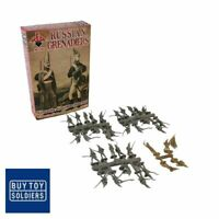 Russian Grenadiers 1804-1808 - Napoleonic Wars - Red Box Miniatures - RB72130