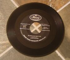 "45 RPM Country By Jimmie Skinner, ""No Maybe In My Baby's Eyes"" on Mercury"