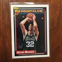1992-93 Topps '50 Point Club' - #213 - KEVIN McHALE  Boston Celtics NM/M