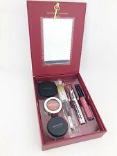 bareMinerals LOVELIEST OF THEM ALL 6-PC Full Size Mascara Moxie READY Blush Kit