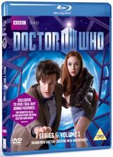 Doctor Who Series 5 - Parte 1 Blu-Ray Nuevo Blu-Ray (BBCBD0082)