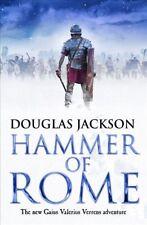 Hammer of Rome, Hardcover by Jackson, Douglas, ISBN 0593076176, ISBN-13 97805...