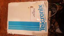 Tektronix 1503 Time Domain Reflectometer Instruction Manual 070-1865-00 3209C-4