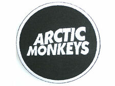 ARCTIC MONKEYS  IRON ON PATCH  buy 2 get another  free = 3 of these