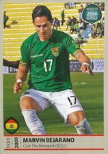 293 MARVIN BEJARANO BOLIVIA STICKER ROAD TO RUSSIA WORLD CUP 2018 PANINI