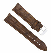20MM GENUINE LEATHER WATCH STRAP BAND FOR CITIZEN 8700 BL8004-53E  LIGHT BROWN