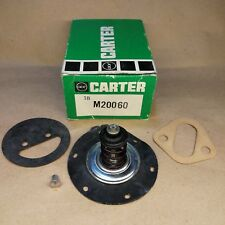 NOS CARTER BRAND FUEL PUMP DIAPHRAGM KIT FOR JEEP WILLYS SW AND TRUCKS