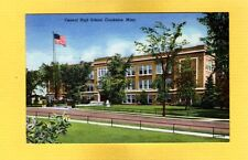 Crookston,MN Minnesota Central High School used 1954