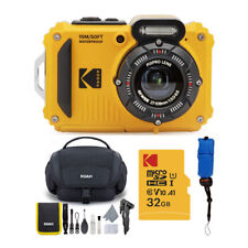 Kodak PIXPRO WPZ2 Rugged Waterproof 16MP Digital Camera with Accessory Bundle