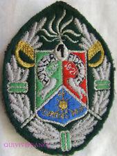 IN13897 - INSIGNE TISSU PATCH 1er REGIMENT ETRANGER DE CAVALERIE