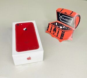 NEW! SEALED! Apple iPhone 8 (Product) RED Special Edition UNLOCKED 256GB