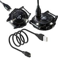 For Garmin Fenix 5/5S/5X Vivoactive 3 Vivosport USB Charger Charging Cable
