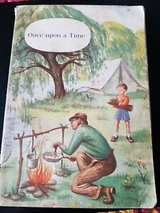 Janet And John Books Vintage books - Once Upon A Time