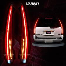 Escalade StyleLED Tail Light Fit 07-14 Chevrolet Chevy Tahoe Suburban GMC Yukon